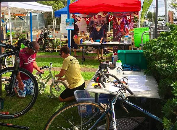 Biketober: Pt Chev Bike Kitchen @ Pt Chevalier Community Centre   Auckland   Auckland   New Zealand